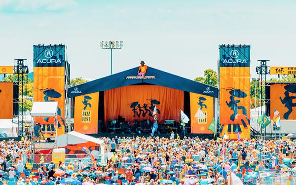 Acura Renews NOLA Jazz Fest Sponsorship