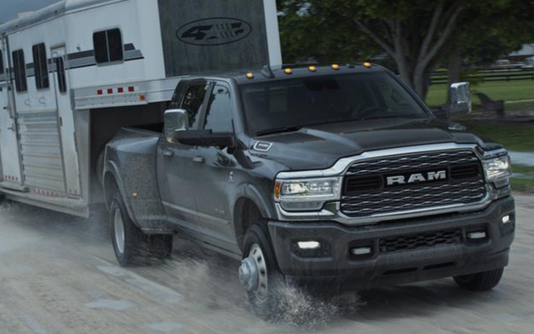 Ram Truck Urges Drivers: