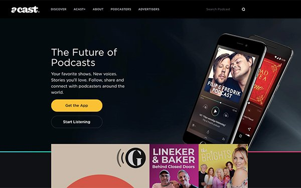 Acast Launches Tool To Boost Podcast Revenue 05/03/2019
