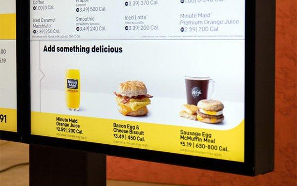McDonald's Installs AI-Powered Menus To Predict Orders