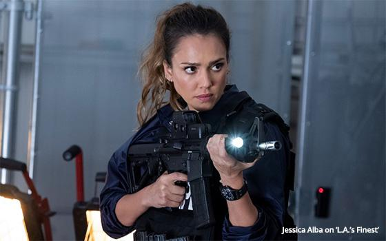 Spectrum Leaves No Cliche Behind In New Original Cop Drama