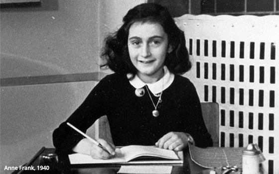 'Harvard Lampoon' Apologizes For Sexualized Image Of Anne Frank