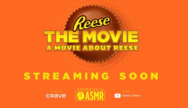 Reese Canada Releasing Feature-Length ASMR Movie 05/17/2019