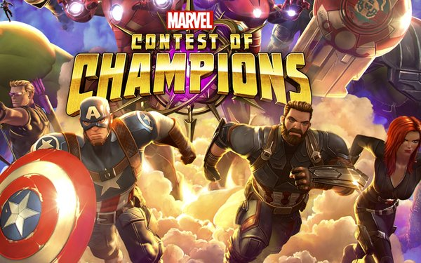 Marvel Contest Of Champions Reels In The Fans