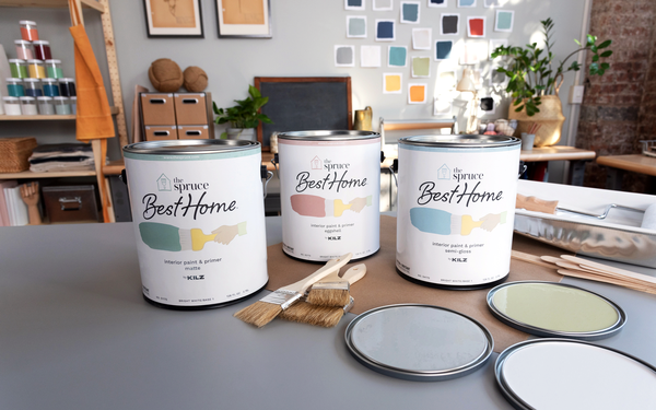 'The Spruce,' KILZ Launch D2C Paint Collection With Amazon