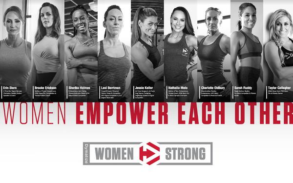 Nutrition Brand Dymatize Launches 'Women Strong' Effort