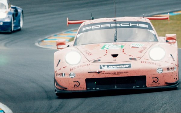 Porsche Plays Up Sports Car Racing Heritage