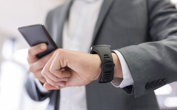 50 Million Wearables Ship, Up 55%: IDC