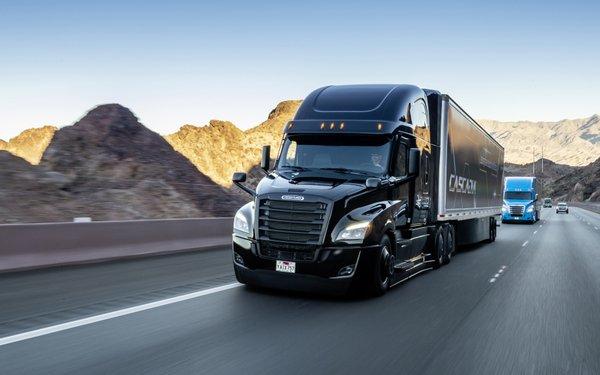 Daimler Creates Group For Self-Driving Trucks