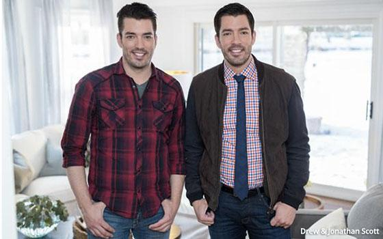 Property Brothers Score With New 'Home' Venture