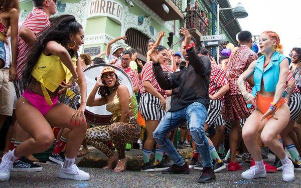 Bacardi's 'Pass The Beat' Video Campaign Taps Latin Rhythms