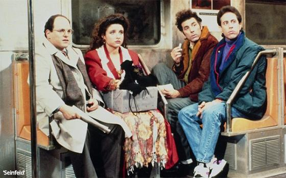 At 30 Years Old, 'Seinfeld' Is Still Master Of Its Domain