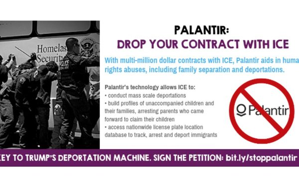 How Palantir Enables ICE To Target Illegal Immigrants 07/15