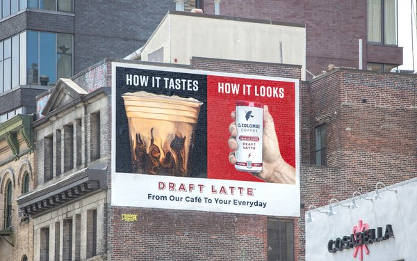 La Colombe Launches First Cold Brew Campaign, Shakira Invests In High Brew