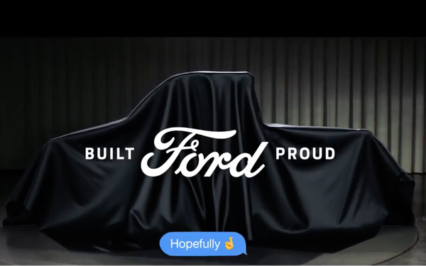 Ford Lobbies For Pickup Truck Emoji