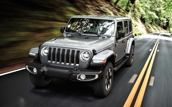 Jeep Wrangler, Honda Civic Most-Awarded Vehicles