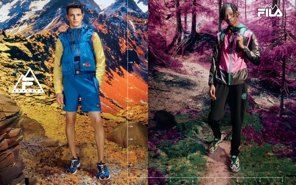 Fila Launches Campaign, Pop-Ups To Support New Collection 07 ...