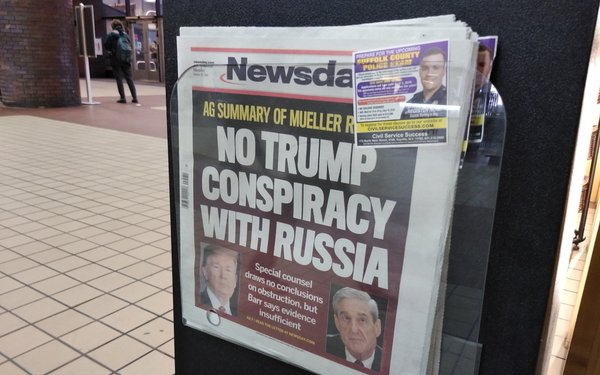 Newsday' Offers Voluntary Buyouts To Staff, Transforming