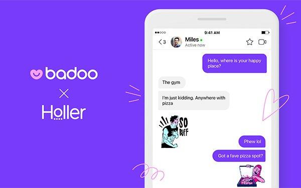 dating apps Badoo dating alene montaño EP 3