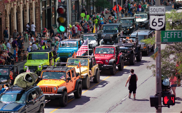 Jeep Fans Converge To Celebrate Brand, Welcome New Gladiator