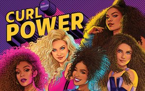 You Go, Curl!: P&G's Aussie, Comic Illustrator Team To Create 'Sheroes'