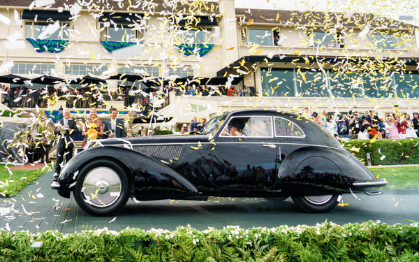 Dream Cruise, Concours D'Elegance Attract Automakers, Enthusiasts