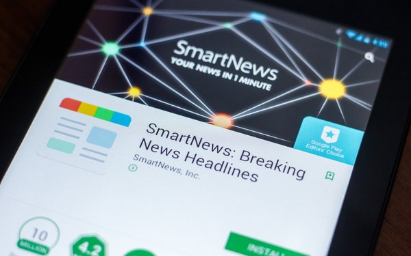 SmartNews Valuation Echoes Dot-Com Bubble