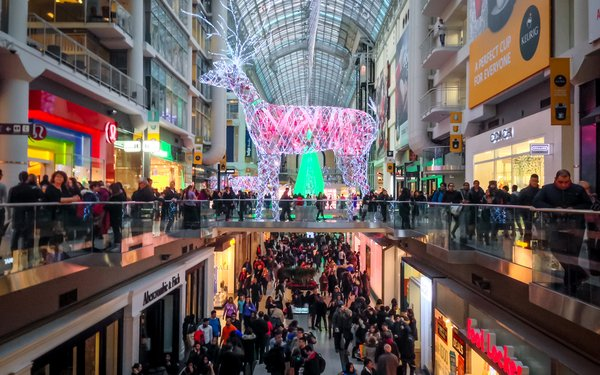 Black Ink On Black Friday: Retailers Expect Sales Boosts This Year