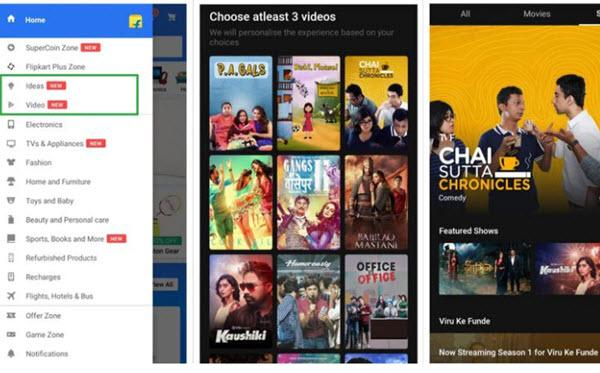 Walmart's Flipkart App Integrates Video, Instagram-Like Shopping 08/19/2019