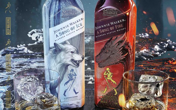 Months After Finale, Johnnie Walker Unveils 'Game Of Thrones' Special Editions