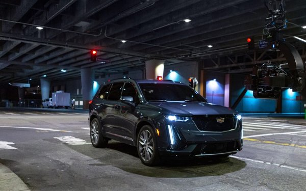 Size Does Matter In Cadillac XT6 Campaign