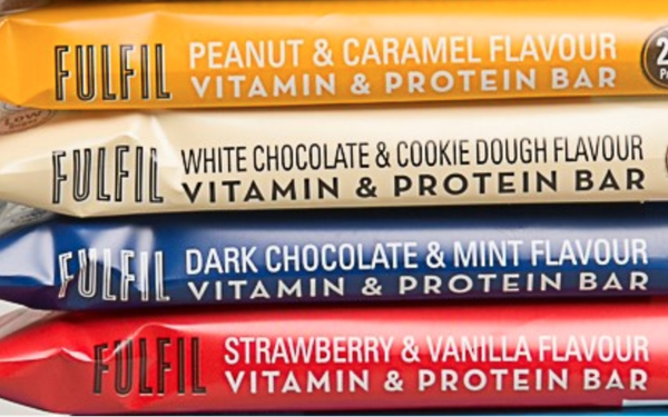 Hershey Invests In Fulfil Bars, Rxbar Expands To Breakfast Table