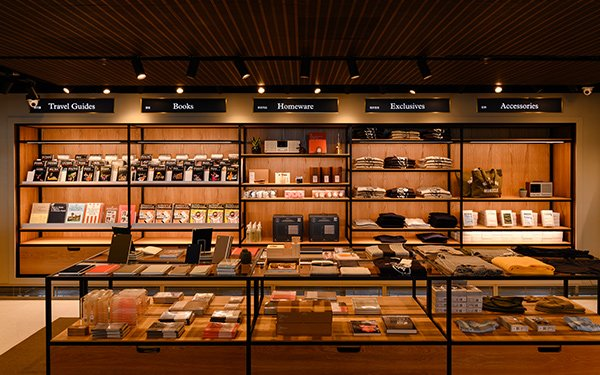 'Monocle' Opens First Retail Airport Store