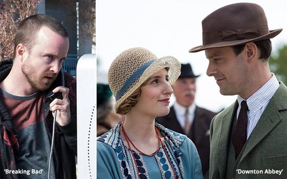 TV Goes To The Movies: From 'Breaking Bad' To 'Downton'