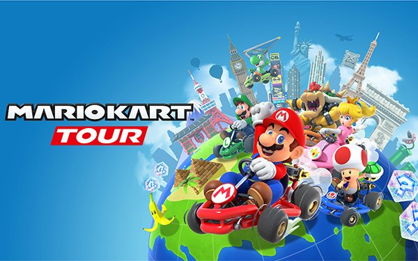 Nintendo's 'Mario Kart Tour' coming to iPhone, Android next month