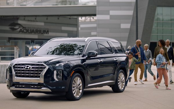 Hyundai Offers Palisade For All Kinds Of Families 09/05/2019