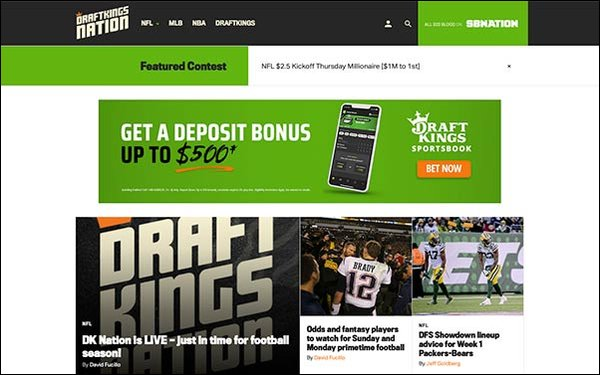 Fantasy sports betting websites bonus us masters betting advice csgo