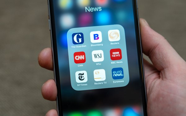 Study: News Apps Struggle To Find Younger Audiences 09/06/2019