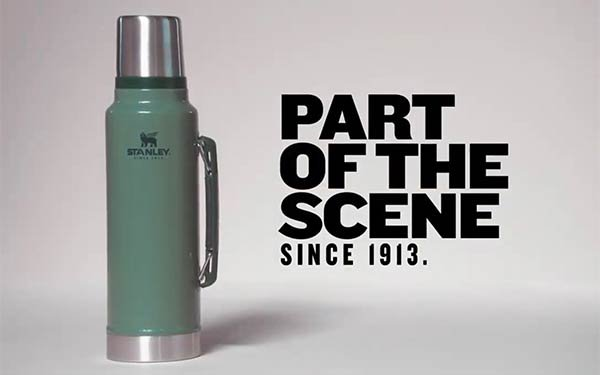 How One Green Thermos Has Endured Over Decades In Film, TV