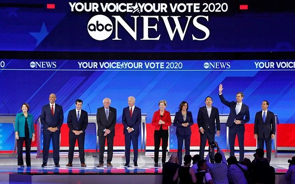 Debate On ABC Was Endurance Contest For Candidates, Viewers
