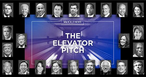 Yahoo Launches Video Series Focused On 2020 Candidates