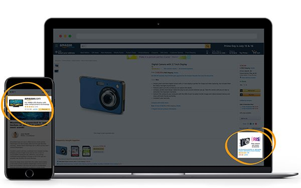 Amazon Launches Sponsored Display Ads In U.S. As Stand-Alone Self-Service Platform