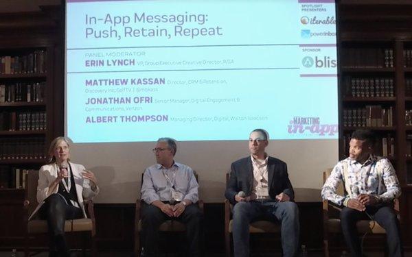 App Messaging: Push, Retain, Repeat