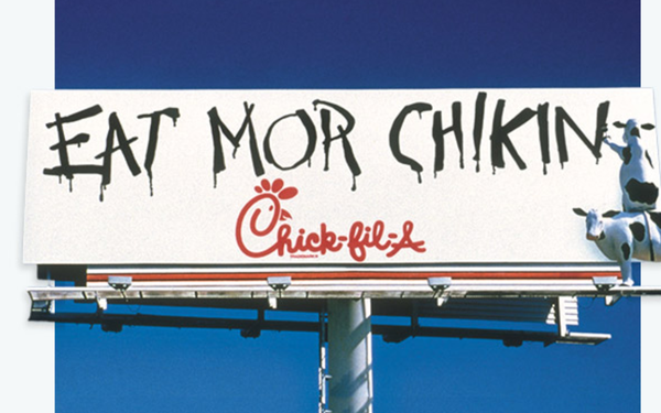 Social 'Chicken Wars' Boosted Chick-fil-A Traffic Amid Category Decline