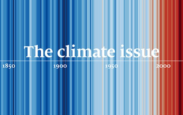 The Economist Embarks On Climate Change Initiatives Dedicated