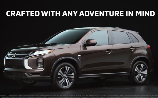 Mitsubishi Aims To Redefine Adventure