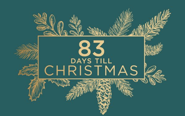 How Many Days Till Christmas 2019.83 Days Until Christmas When Will Marketers Spend Budgets