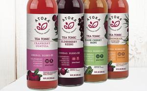 New Ocean Spray Atoka Brand Launches Plant-Based Wellness Drinks