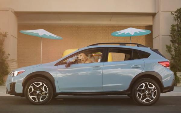 Subaru Establishes 'National Make A Dog's Day'