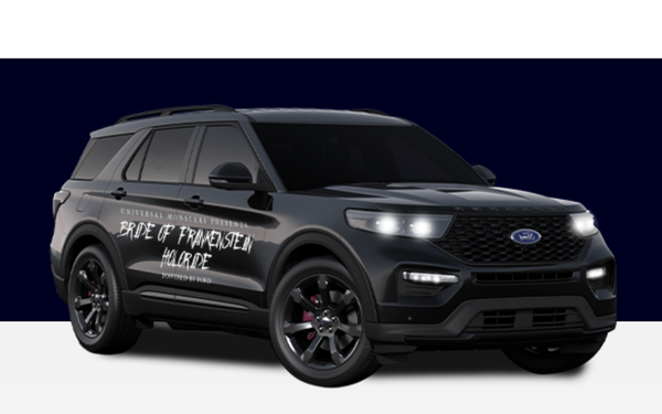 Ford Partners With Universal Pictures For VR Experience
